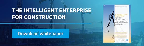 Download whitepaper: The Intelligent Enterprise for Construction