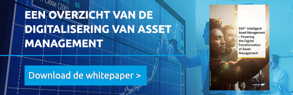 Digitalisering van Asset Management