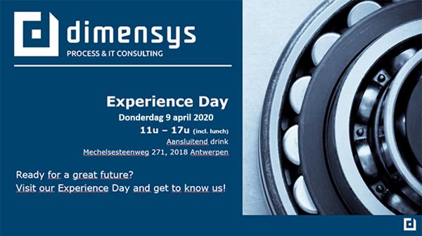 ExperienceDay 9 april 2020