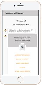 Het klantportaal in SAP Field Service Management