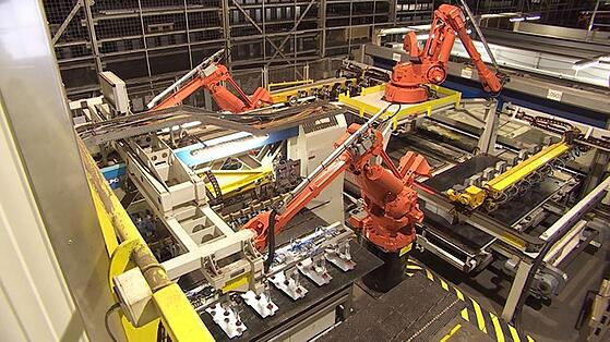 Production Process ArcelorMittal Tailored Blanks