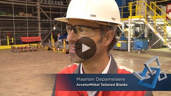 Ondernemen doen we Zo 'Smart Industries' met ArcelorMittal en Dimensys
