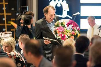 SAP Quality Award 2018 Gold Jan Snel