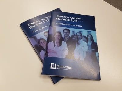 Studiegids Dimensys Academy Opleiding 2019