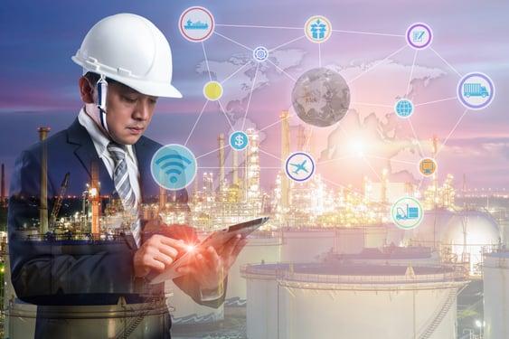 Integratie met Sensoriek en IoT