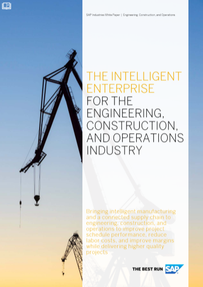 Whitepaper Intelligent Engineering Construction & Operations