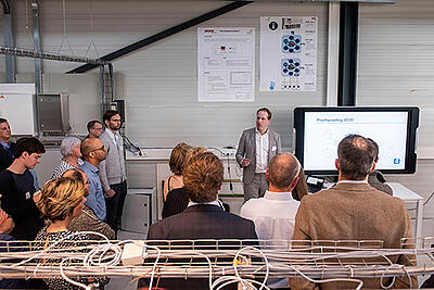 Kennisevent Internet of Things met WCM en Dimensys