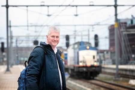 Peter Franken, Manager Configuratiedata bij ProRail